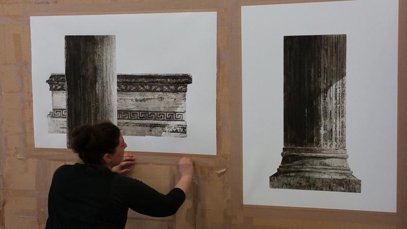 Printing parts of Palmyra
